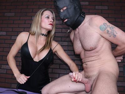 Mistress May I Cum