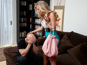 Samantha Saint – My Dad's Hot Girlfriend