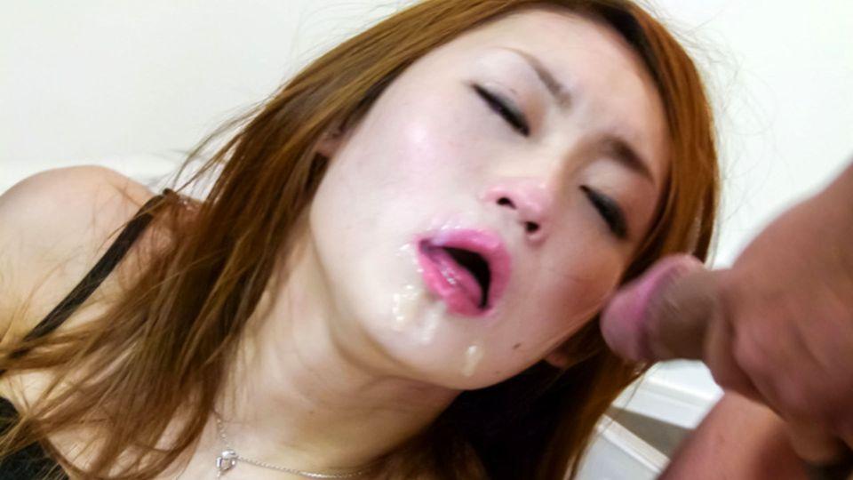 Yayoi Orikasa gets jizzed