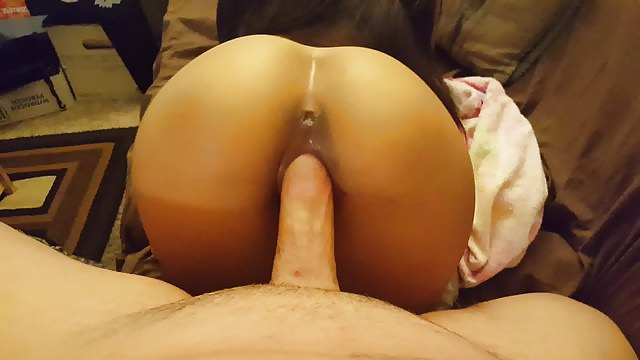 POV Cowgirl Doggy