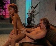 Asia Carrera in a classic porn