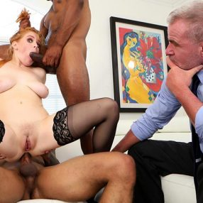 Penny Pax Interracial Cuckold