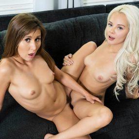 Hot Paige Owens lesbian fun