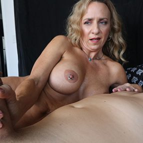 Cougar Cock Massage