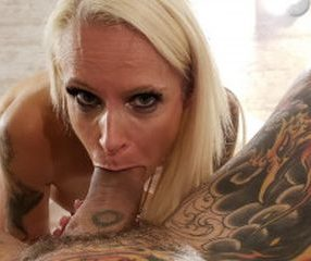 Sophia Logan POV Blow Job