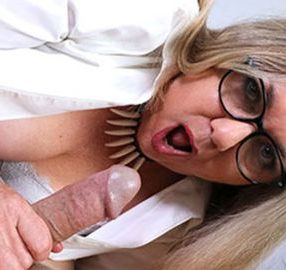Cougar Handjob Young Guy