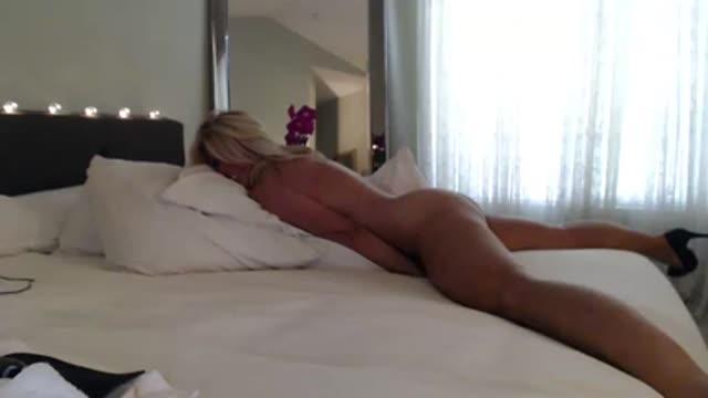 Hot Blonde Wife