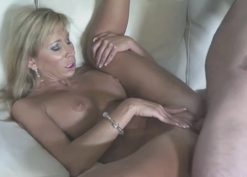 Busty MILF Morgan Ray pounded in a lucky dudes office