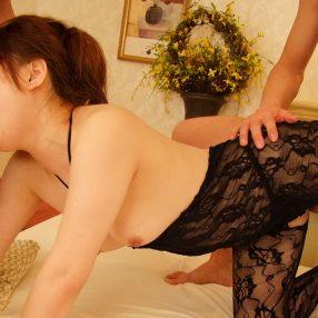 Japanese Riku Kozakura Hot Threesome
