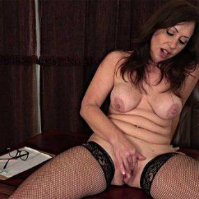 Hot Cougar Samy Rodriguez Solo