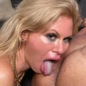 Blonde Wife Casca Akashova Makes It Rain Cum